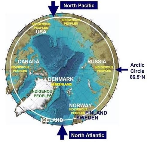 arctic map 2 square